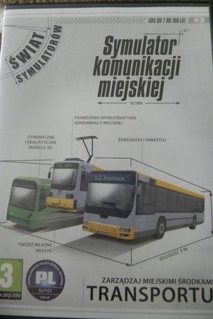 Symulator komunikacji miejskiej