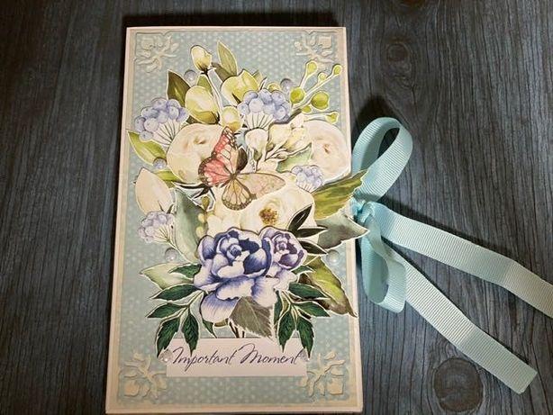 Шоколадница ручной работы , скрапбукинг, открытки ручной работы