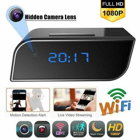 Relogio camara oculta IP WIFI HD 1080p
