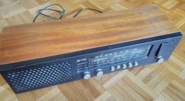 """Radio Unitra Diora """"Dominik"""" DMP-203"""