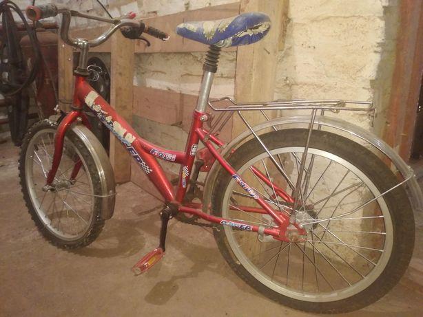 Велосипед детский на 6 - 8 лет