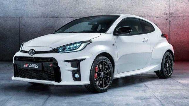 Toyota Yaris GR  261 KM  Dynamic Sport Nowa