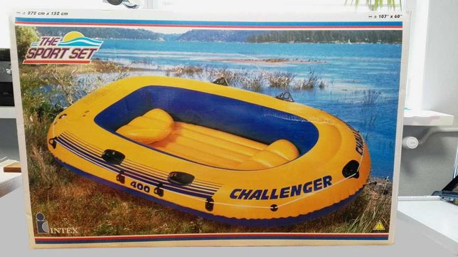 Ponton CHALLENGER 400 - Intex