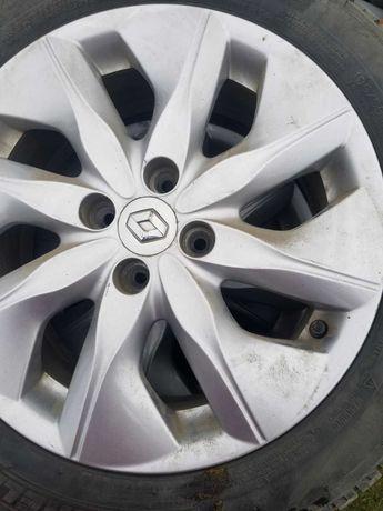 Титарові диски від Renault Zoe R16