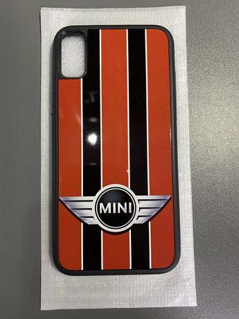 Obudowa case mini cooper s iphone x / xs