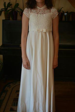 Нарядное платье для девочки 11-14 лет