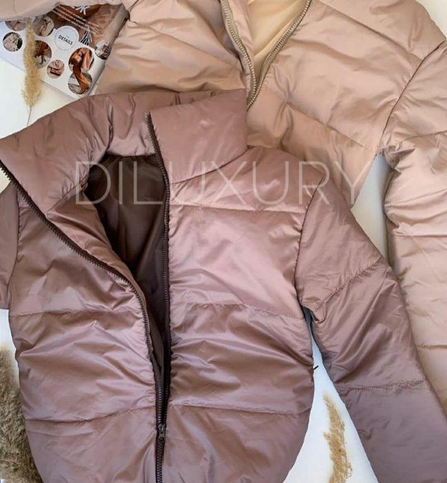 Теплая стильная куртка Запорожье - изображение 1