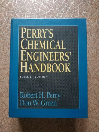 Perry's Chemical Engineers' Handbook 7th edition