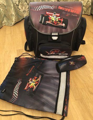 Ортопедический школьный рюкзак (ранец)Herlitz