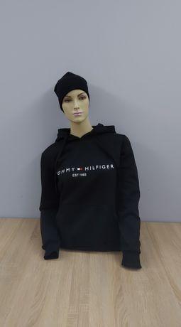 Bluza damska z kapturem Tommy Hilfiger wyprzedaż 55zł