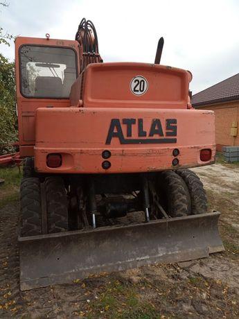 Екскаватор ATLAS