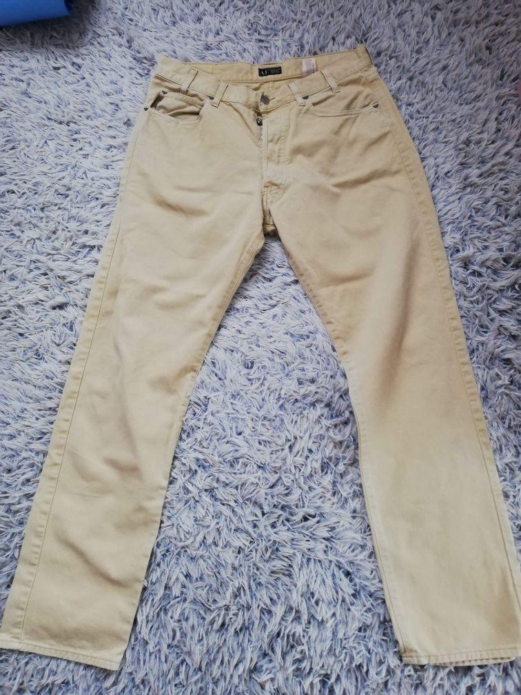 Spodnie Armani 36