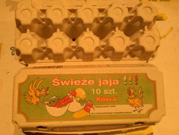 opakowania na jaja 6szt i 10 szt.