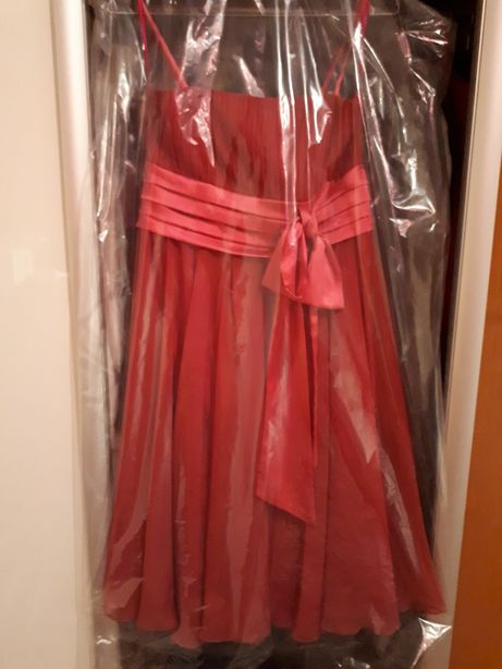 Sukienka - brudny róż