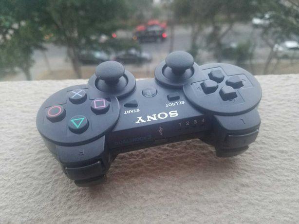 Джойстик беспроводной дуалшок 3 для приставки пс 3. Геймпад для PS3