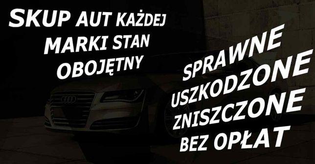 Skup Aut Piaseczno Ursynów warszawa