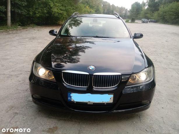 BMW Seria 3 BMW E 91 TOURING 4x4 325xi 218KM x Drive 2008r