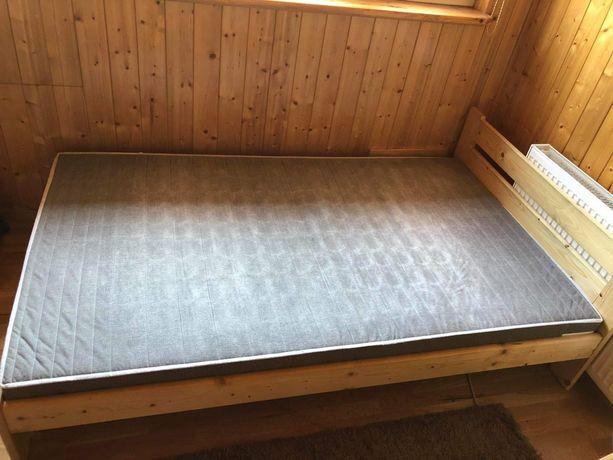 Łóżko drewniane 120cm