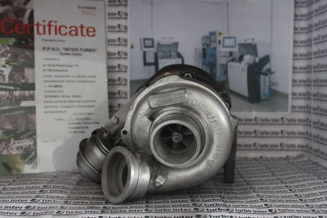 Turbina turbosprężarka Mercedes Sprinter 2.7 156KM