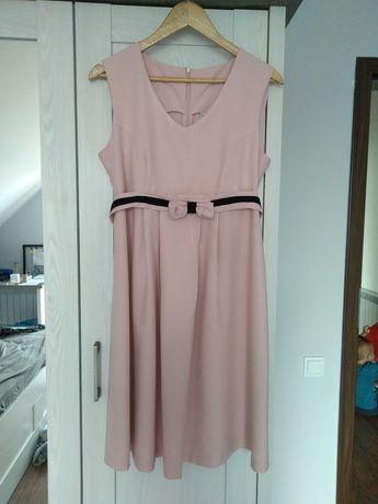 Elegancka sukienka ciążowa r. L