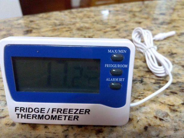 termómetro profissional para vitrine