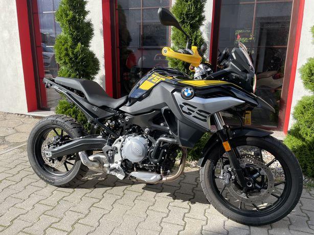 BMW F750 GS jak nowa 800km 2021 Led Limited Edition Demo Wersja Okazja