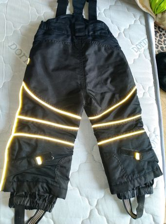 Детский Зимний комбинезон штаны