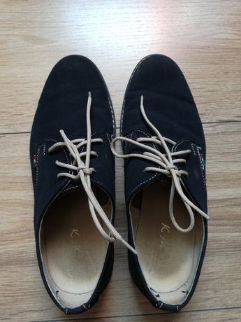 Pantofle chłopięce 34