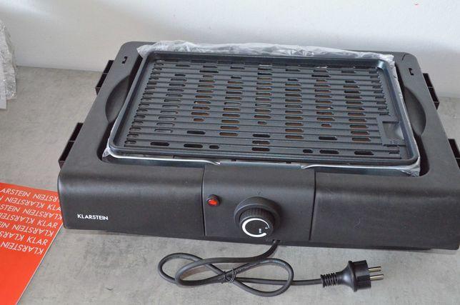Grill elektryczny 2000W płyta grillowa z nieprzywierającą powłoką