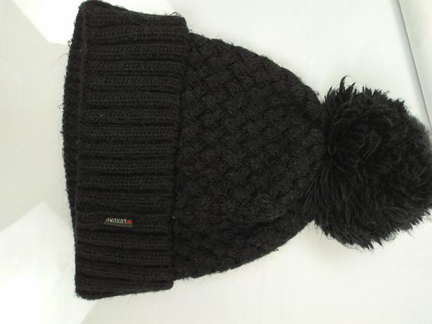 Черная шапка 70 грн