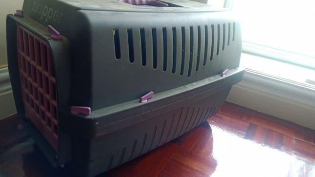 Caixa Transporte Cão ou Gato