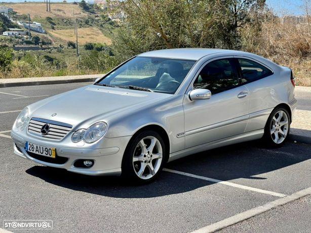 Mercedes-Benz C 220 CDi Evolution AMG