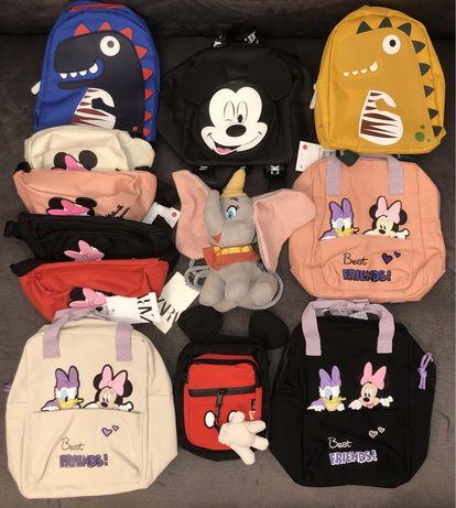 Zara рюкзаки