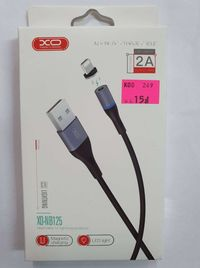 NOWY kabel magnetyczny kabel do ładowarki lightning iPhone ładowarka