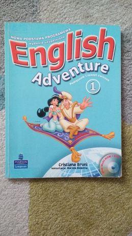 English Adventure 1 podręcznik i zeszyt ćwiczeń