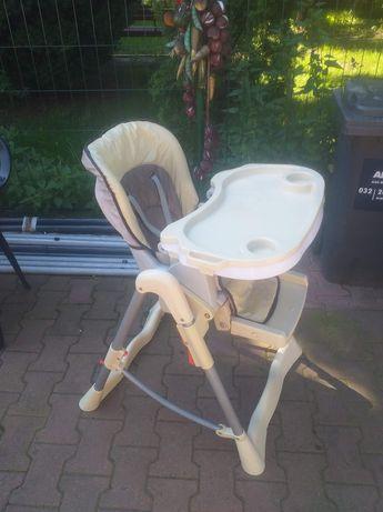 Krzesełko do karmienia rezerwacja
