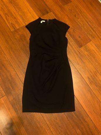 Granatowa sukienka rozmiar 32 Maggy London