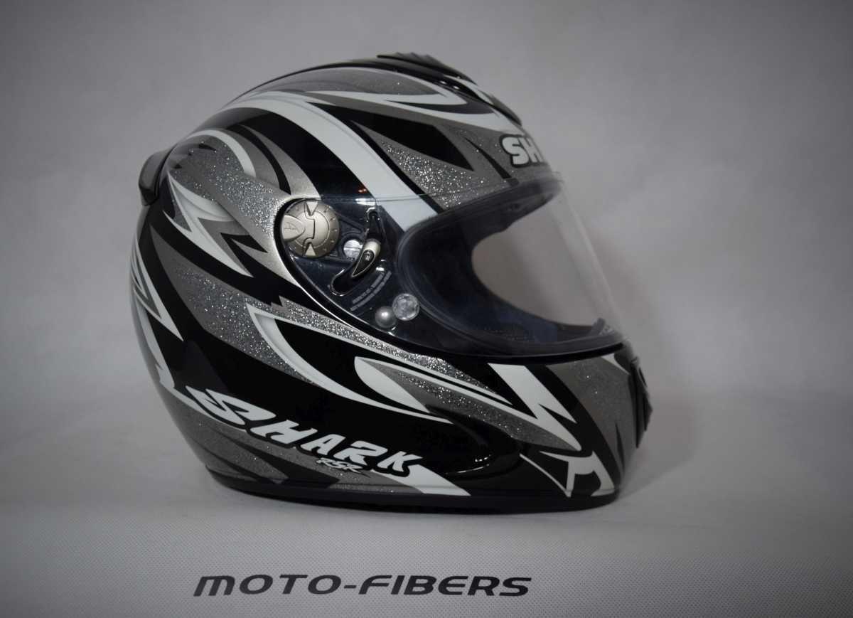 Kask motocyklowy RSR Alex Barros r XS