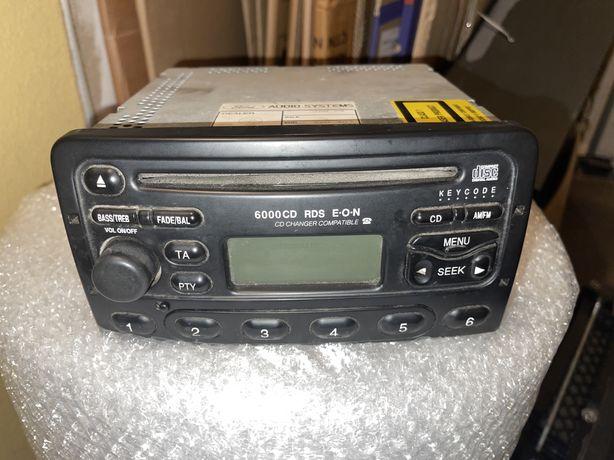 Radio CD RDS Code Ford Focus Mk1