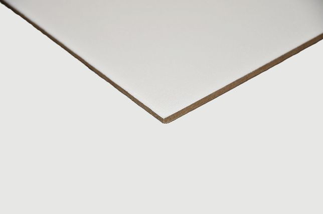Płyta pilśniowa gr. 2,8 mm lakierowana biała, pilśnia