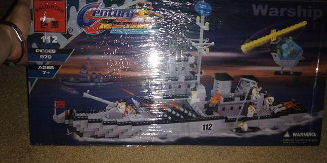 Продам Лего Корабль Lego Warship (1000 деталей)