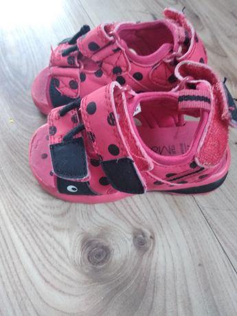 Sandałki rozmiar 20,5