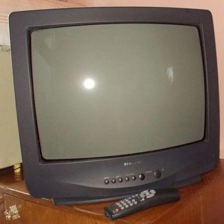 Телевизор самсунг полностью в рабочем состоянии