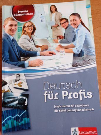 Niemiecki zawodowy, Deutsch für Profis, branża ekonomiczna.