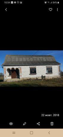 Продам приватний будинок в с. Хомутинці