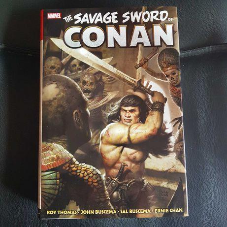 Espada Selvagem de Conan - integral - vol. 3  - em inglês (944 págs)