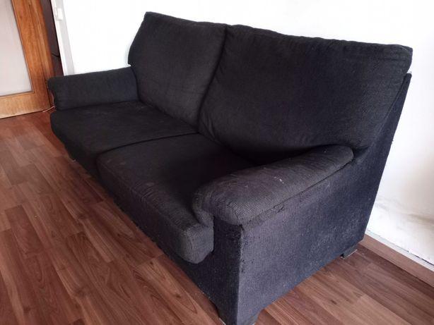 Ofereço sofá de 3 lugares