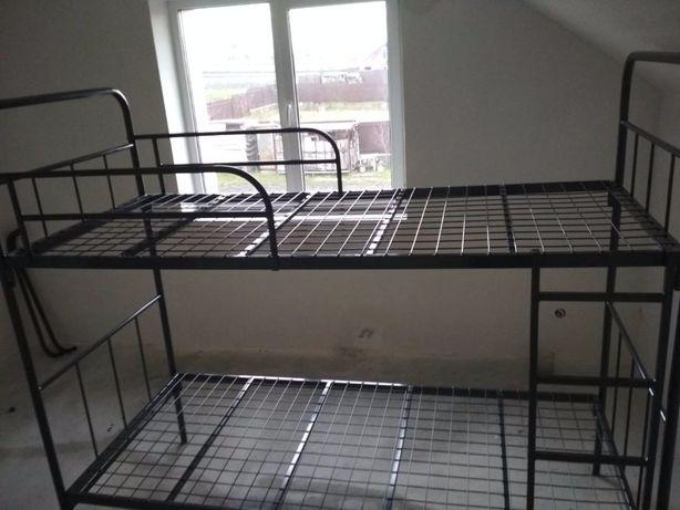Ліжко двоярусне металеве нове 200х90 см
