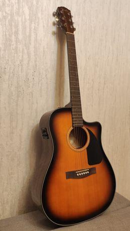 HIT Gitara elektroakustyczna Fender CD-60CE
