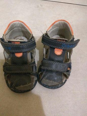 Sandałki dziecięce Clibee rozmiar 21